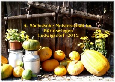 Postkarte Kürbisfest 2012