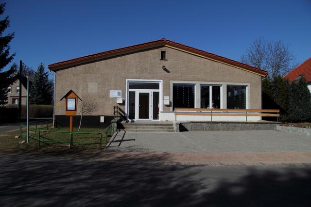Vereinshaus 2012